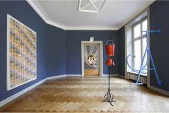 Jan Albers, Kollekte, incl. works from the Provinzial Collection and the Museum Morsbroich, Installation view Museum Morsbroich, Leverkusen 2008, photo(c)the artist & VAN HORN, Düsseldorf