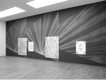 Jan Albers, installation view, The End of the Line, Middlesbrough Institute of Modern Art, Middlesbrough, UK 2009, Courtesy VAN HORN, Düsseldorf, Photo(c)the artist & VAN HORN, Düsseldorf