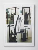 Reinhard Mucha<br>Ohne Titel – Freiheit for Berlin, 2008<br>UV protection glass, museum-cardboard, lightfast pigment print from photocopy and analogue colour photographs on fine art inkjet paper<br>43,4 x 32,0 x 1,0 cm
